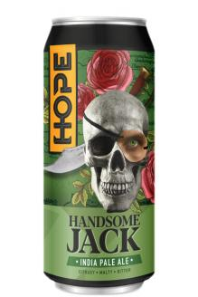 Review the Handsome Jack IPA Can, from Hope Beer