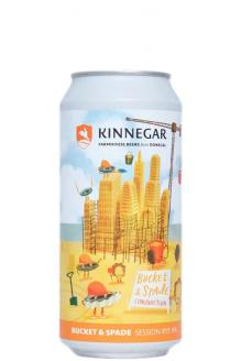 Review the Bucket & Spade Session IPA Can, from Kinnegar Brewing