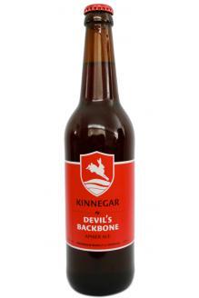 Review the Devil's Backbone Amber Ale Bottle, from Kinnegar Brewing