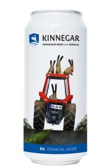 Review the DL Donegal Lager Can, from Kinnegar Brewing