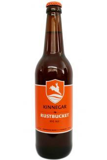 Review the Rustbucket Rye IPA Bottle, from Kinnegar Brewing