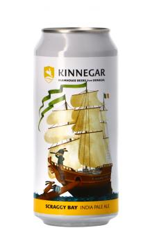 Review the Scraggy Bay India Pale Ale Can, from Kinnegar Brewing
