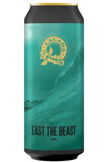Review the East the Beast IPA Can, from Lacada Brewery Co-Operative