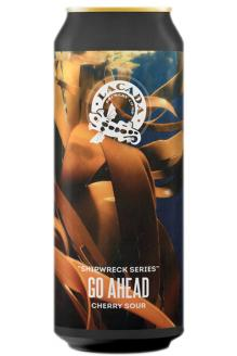 Review the Go Ahead Cherry Sour Can, from Lacada Brewery Co-Operative