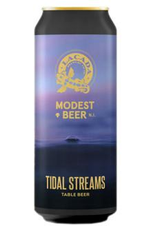 Review the Tidal Streams Table Beer Can, from Lacada Brewery Co-Operative