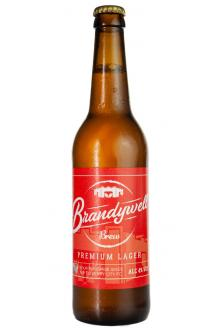 Click on the Northbound Brandywell Brew Premium Lager, 500ml can image to review the facts