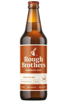 Review the Irish Red Ale, from Rough Brothers Handmade Beer