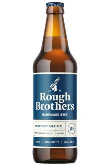 Review the Northern Pale Ale, from Rough Brothers Handmade Beer