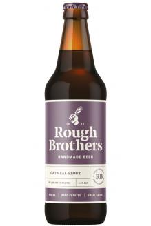 Review the Oatmeal Stout, from Rough Brothers Handmade Beer