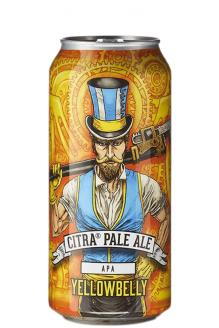 Review the Citra Pale Ale APA Can, from YellowBelly Beer