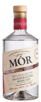 Click the 70cl bottle image of the Mór Berry handcrafted Irish Gin to view the facts