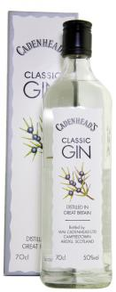 Click on image to review the Cadenhead's Classic Gin 50%