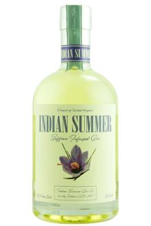 Review the Indian Summer Saffron Infused Gin, from Duncan Taylor