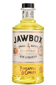 Review the Pineapple & Ginger Gin Liqueur, from Jawbox Gin