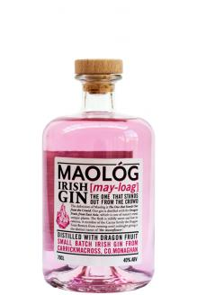 Review the Dragonfruit Irish Gin, from May-Loag Irish Whiskey by Old Carrick Mill