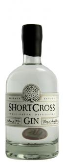 Click on the Shortcross Gin Small Batch 70cl bottle image to review the facts