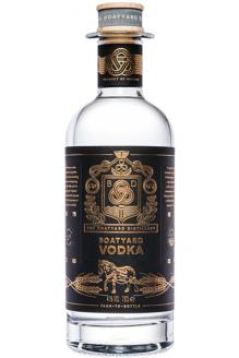 Review the Vodka, from The Boatyard Distillery