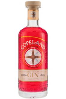 Review the Rhuberry Gin, from The Copeland Distillery