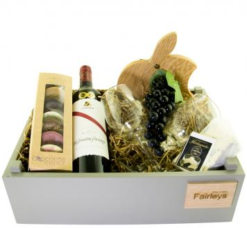 Review the Ironstone Pressing Gift Hamper, from d'Arenberg