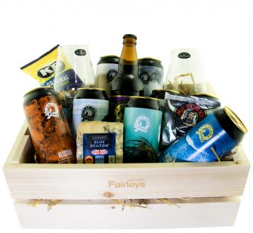Review the Gift Hamper, from Lacada Brewery Co-Operative