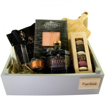 Review the Sexton Gift Hamper, from The Old Bushmills Distillery