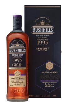 Review the 1995 Marsala Cask, from Bushmills The Causeway Collection