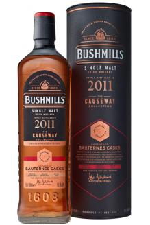Review the 2011 Sauternes Cask, from Bushmills The Causeway Collection