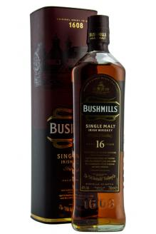 View the facts for the Bushmills 16 Year Old Single Malt