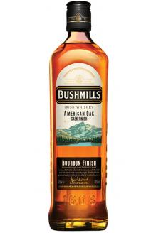 Review the American Oak Cask Finish, from The Old Bushmills Distillery
