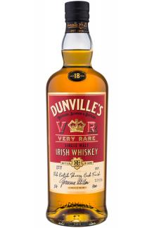 Review the Dunville's 18 Year Old Palo Cortado Sherry Cask Finish 54%, from Echlinville Distillery