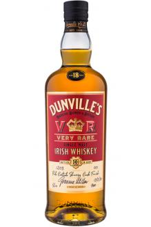 View the Facts for the Dunville's 18 Year Old Palo Cortado Sherry Cask Finish 55%