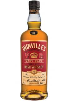 View the Facts for the Dunville's VR 18 Year Old Port Mourant Rum Finish