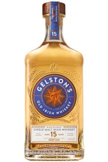 Review the 15 Year Old Single Malt, from Gelston's Irish Whiskey