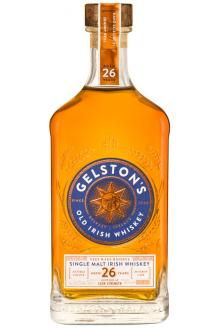Review the 26 Year Old Single Malt, from Gelston's Irish Whiskey