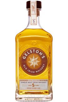 Review the 5 Year Old Single Malt, from Gelston's Irish Whiskey