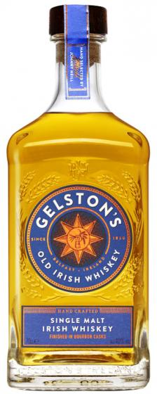 Gelston's Single Malt, 40% ABV