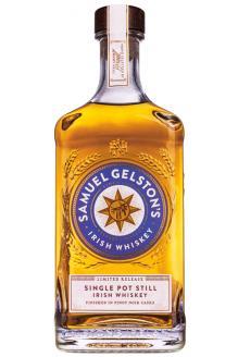 Review the Single Pot Still Pinot Noir Finish, from Gelston's Irish Whiskey