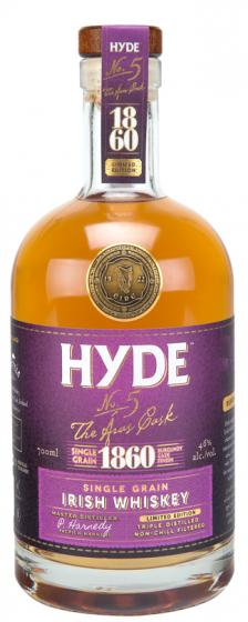 Hyde No5 Single Grain Available From Fairley's Wines