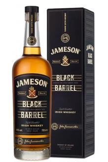 Review the Jameson Black Barrel Irish Whiskey