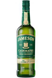 Review the Jameson Caskmates IPA Edition Irish Whiskey