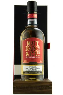 Review the 10 Year Old Port Finish, from Matt D'Arcy's & Co Ltd
