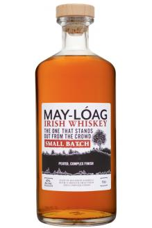 Review the Peated, from May-Loag Irish Whiskey by Old Carrick Mill