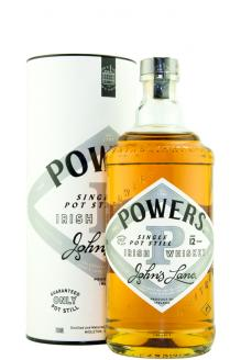 Review the John's Lane Release Aged 12 Years, from Powers Whiskey