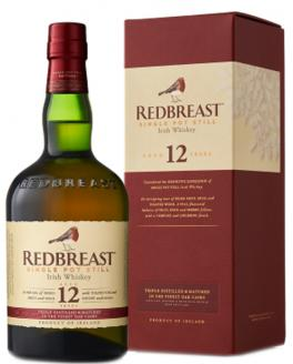 Review the 12 Year Old, from Redbreast Irish Whiskey