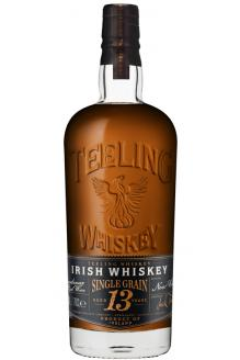 Review the 13 Year Old Single Grain Bordeaux Red Wine Casks, from Teeling Whiskey