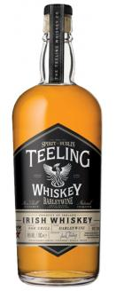 Review the Teeling Whiskey Aged Barley Wine Cask Finish Irish Whiskey