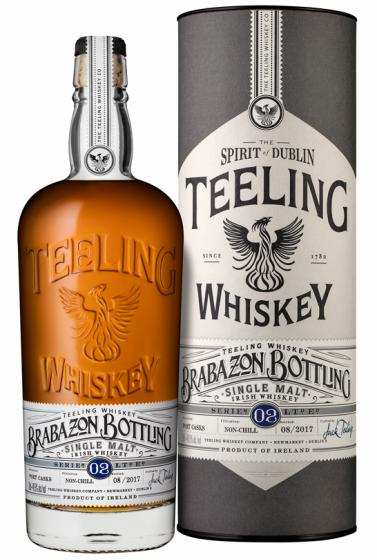 Bottle image 70cl Brabazon Series 2 Port Finish, from Teeling