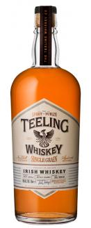 Review the Teeling Single Grain Red Wine Cask Finish Whiskey