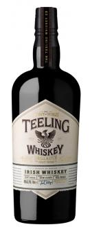 Review the Teeling Small Batch Rum Cask Irish Whiskey