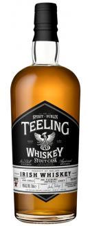 Review the Teeling Stout Cask Finish Irish Whiskey